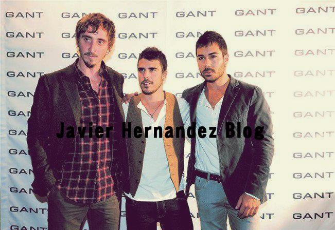¿Cuánto mide Javier Hernández? (Actor) Vfdbv