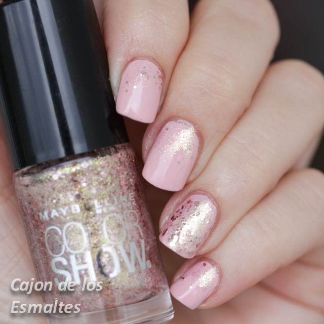 Maybelline Color Show - Gilded Rose