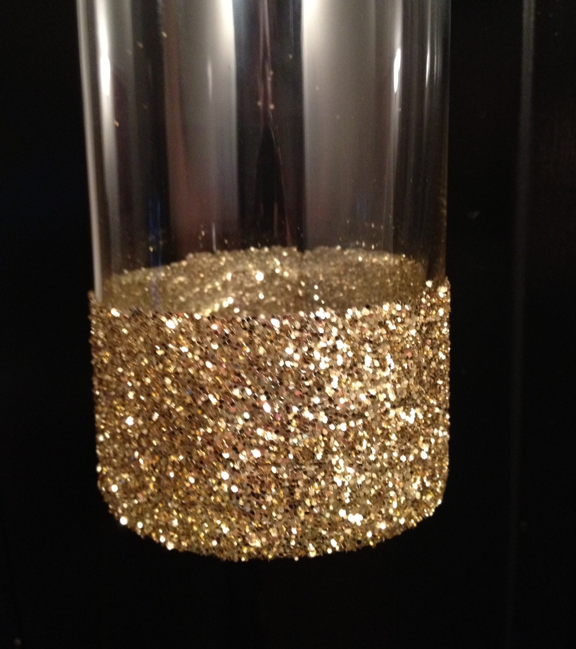 Diy glitter vases my simply perfect events diy glitter vases reviewsmspy