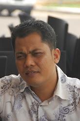 Mantan Wartawan Itu, Kini Jadi Ketua Dewan