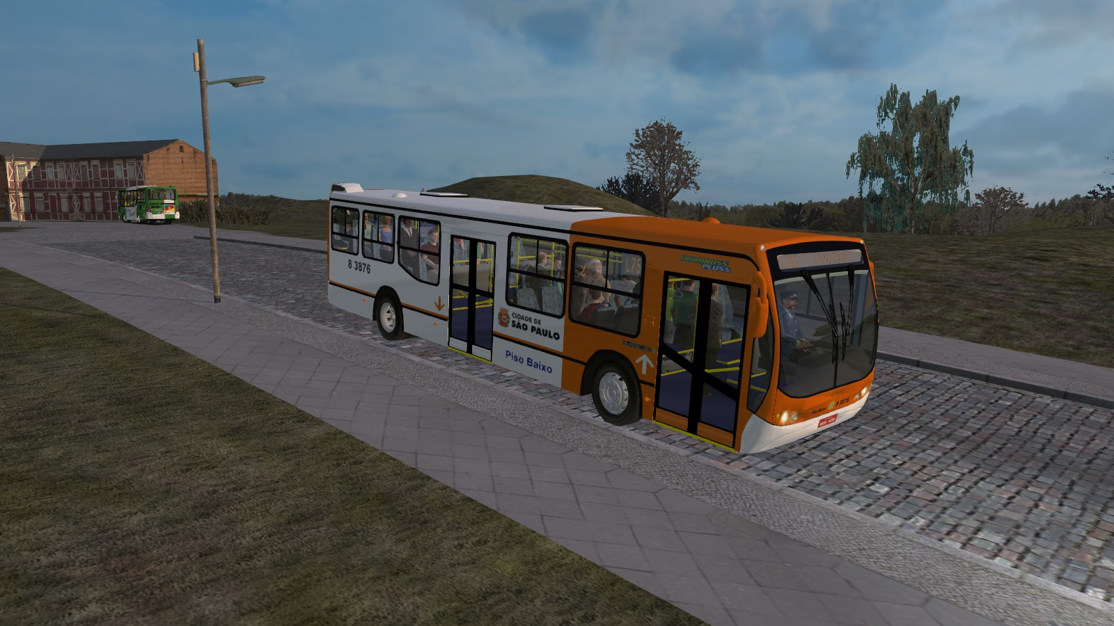 Busscar Urbanuss Pluss – Scania K270 – Versão Beta Screenshot4534