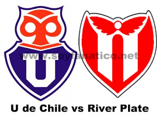 U de Chile vs River Plate de Montevideo 2016