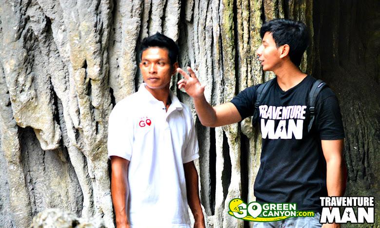 gua lanang taman wisata alam