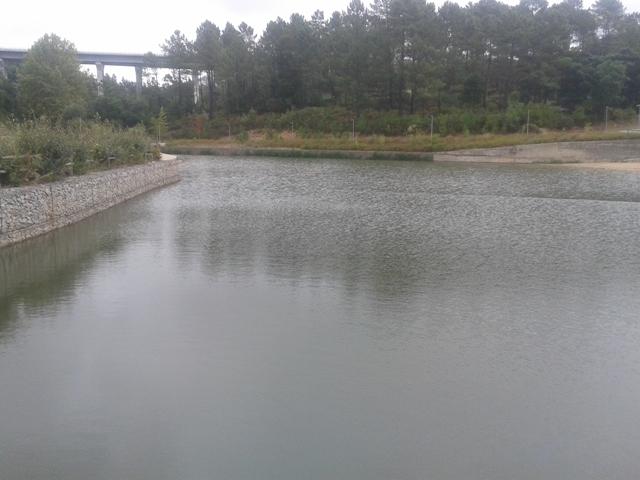 Açude Fluvial da Mamoa
