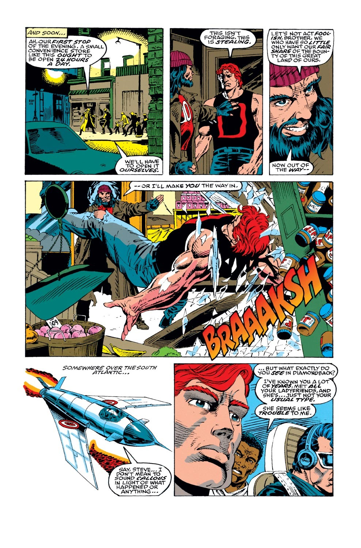 Captain America (1968) Issue #418 #367 - English 14