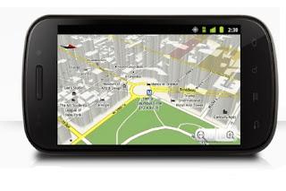 Download Aplikasi Google Maps Untuk HP Android Terbaru 2014