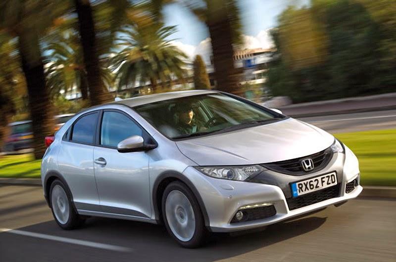 Honda Civic 5D foto de exterior