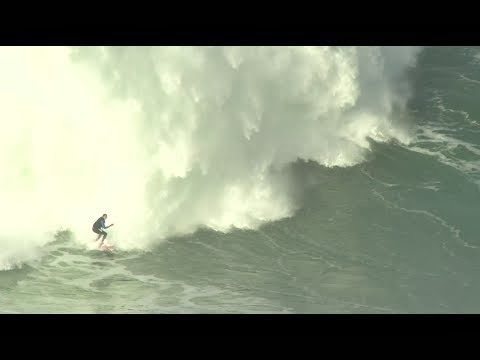 The Biggest Surf Story of the Year - Maya Gabeira s Brush with Death