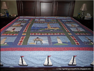 the lighthouse quilt