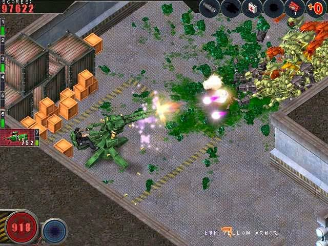 Alien Shooter 1 Free Download Full Game