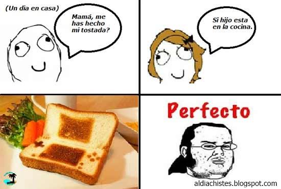 La comida del meme gordo friki graniento  Portal de entretenimiento