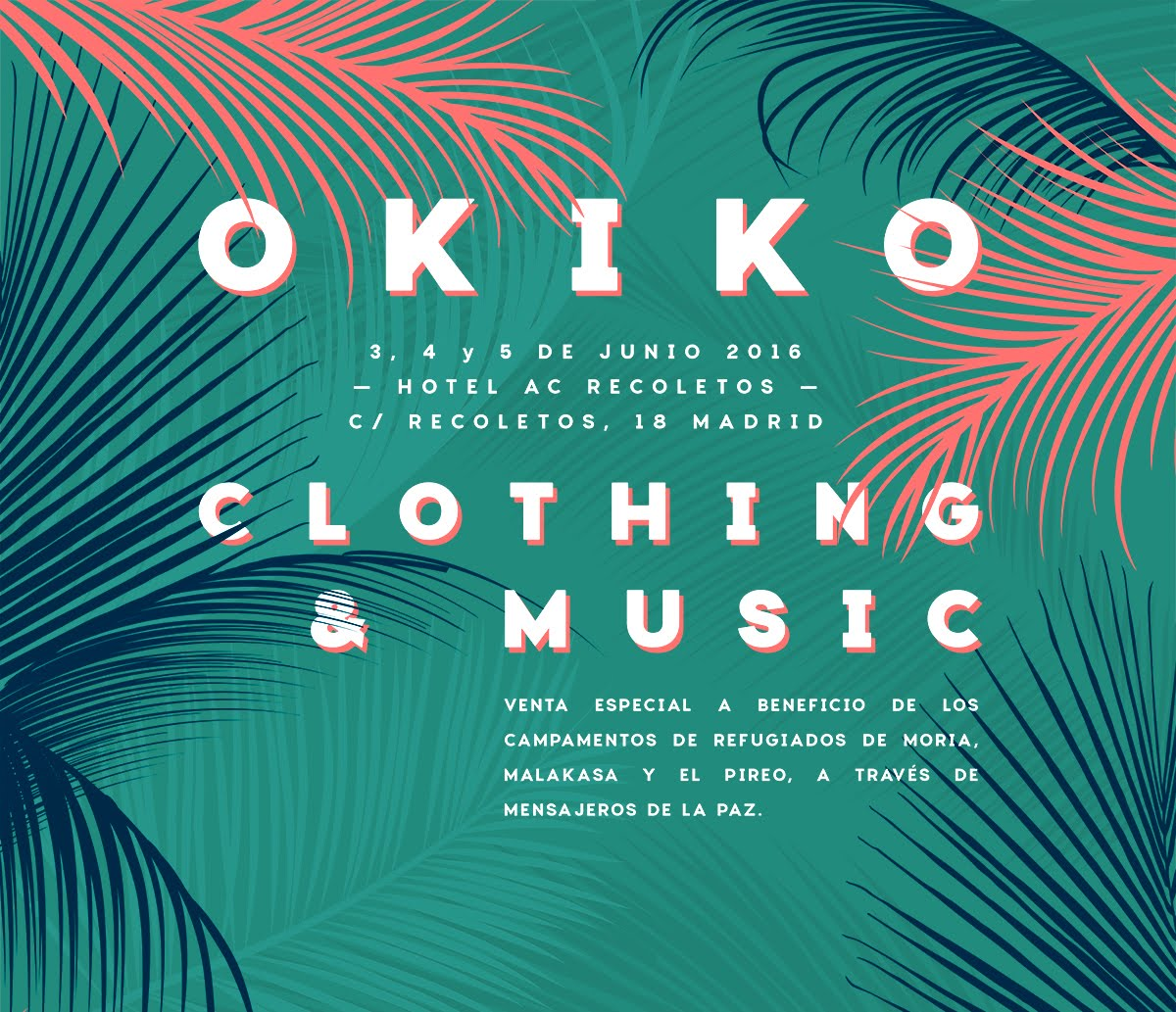 #OkikoClothing&Music