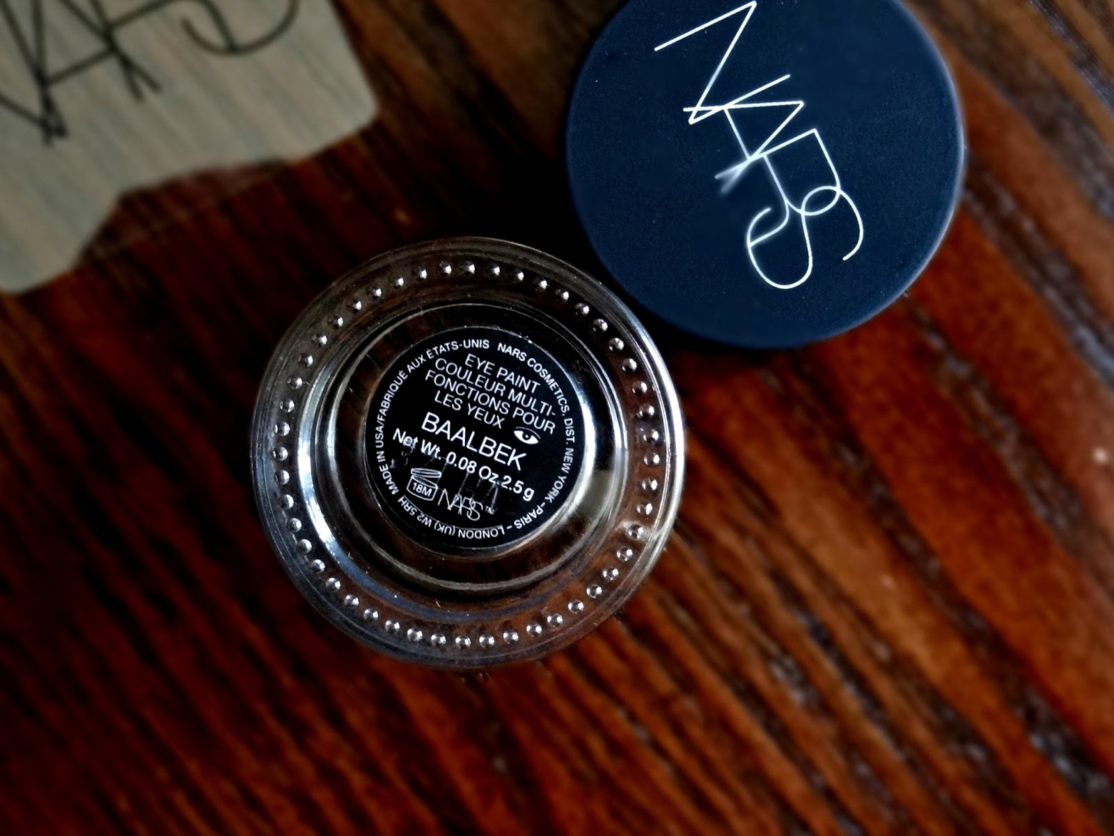 NARS Baalbek Eye Paint NARS Adult Swim Summer 2014 Collection Review, Photos, Swatches, EOTD