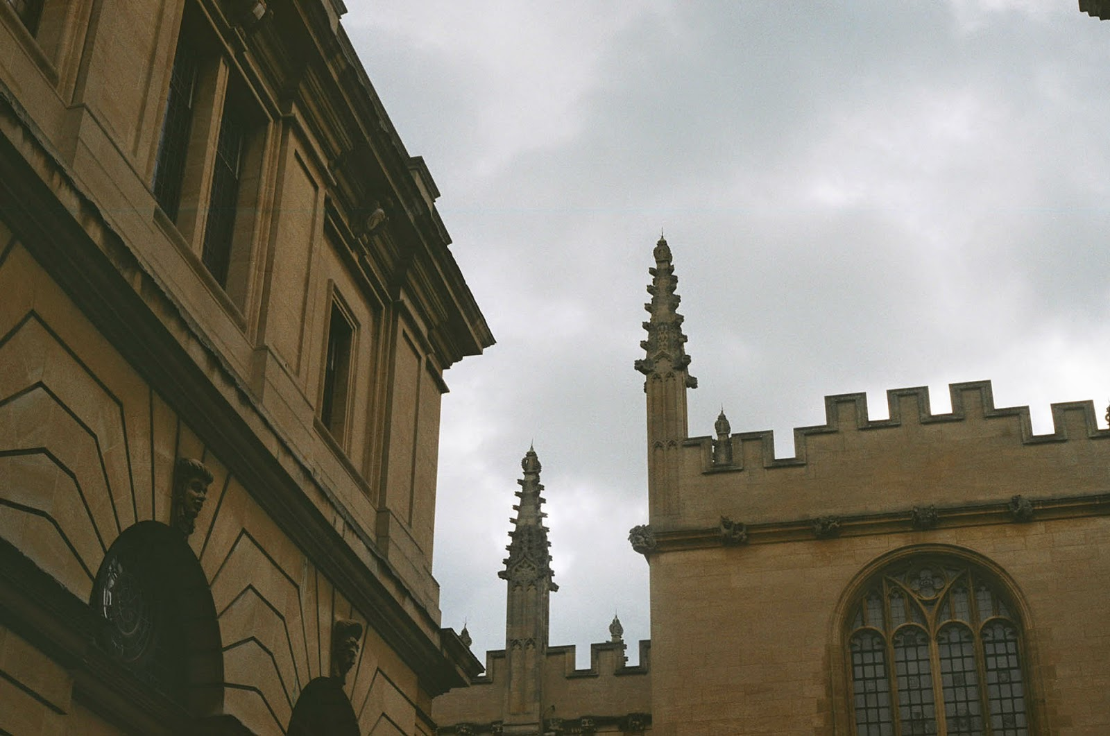 Oxford UK film photography