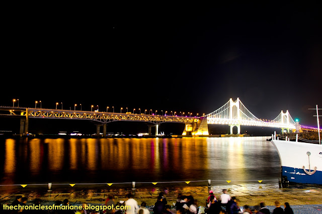 bridge korea