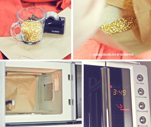 palomitas saladas caseras microondas