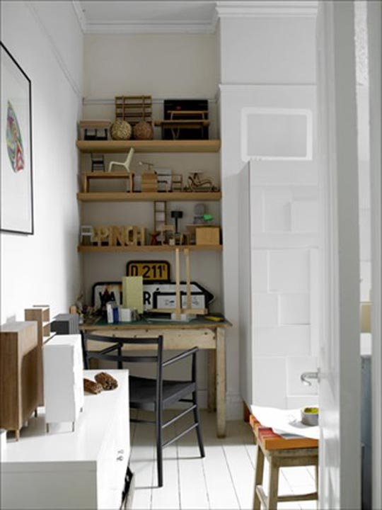 apartment intervention home offices for small spaces