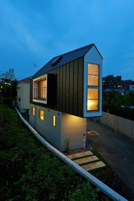 Casa de sonho de Kota Mizuishi