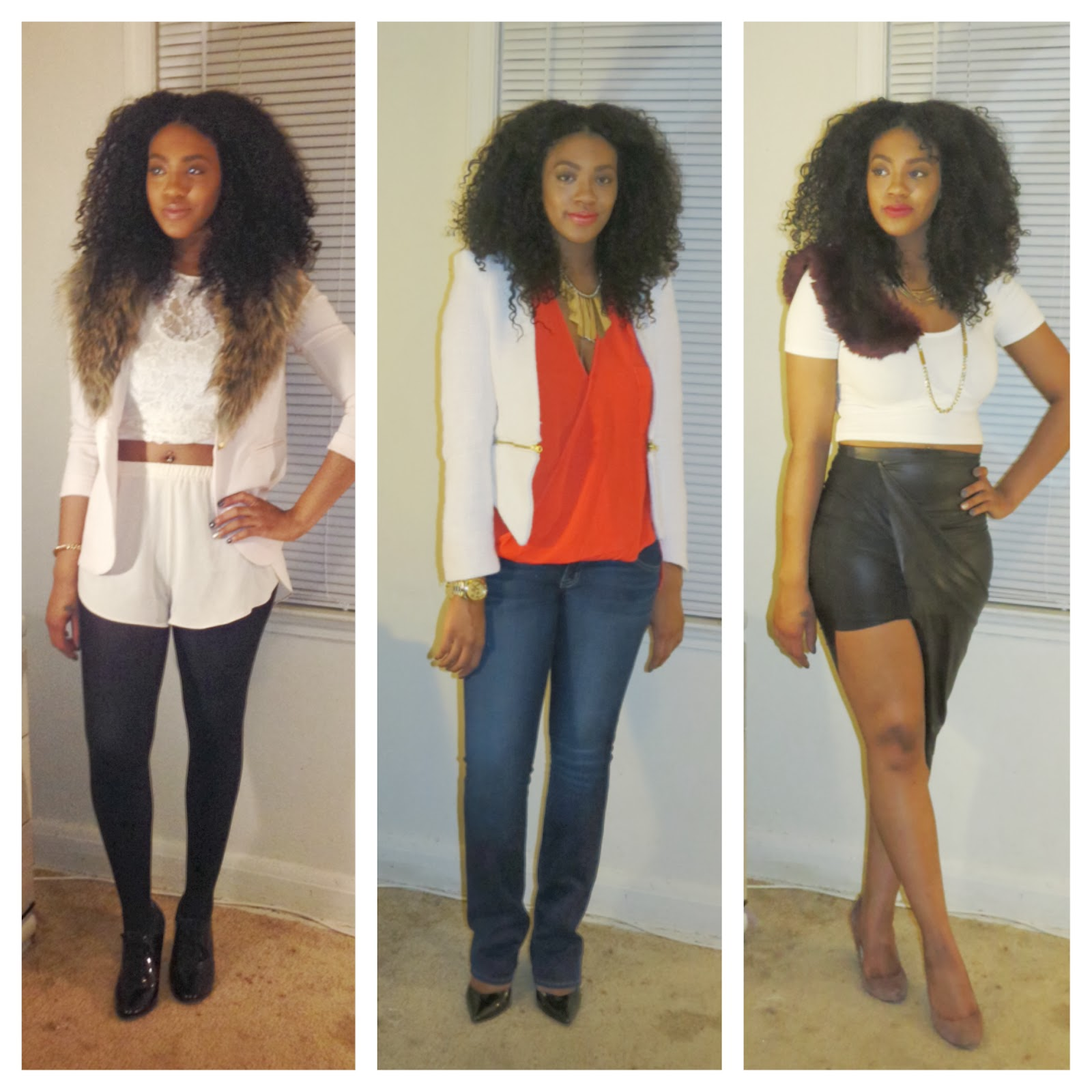 Valentines Day Outfit Ideas - Styled by Kami - Style and beauty blog