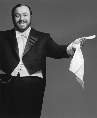 Imagen de Luciano Pavarotti