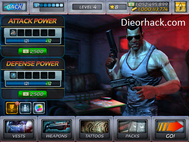 Fightback Hack Unlimited Gold Unlimited Cash (All Versions)