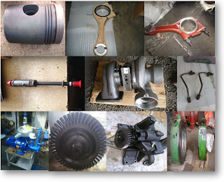 Used Spare Parts and Ship Spares sourced from Ship Recycling Yards