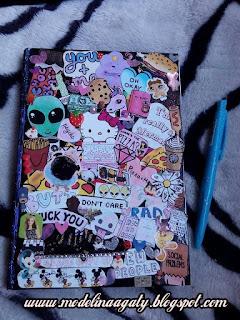 Nowy pamiętnik- typowe + kolejny pomysł na prezent ♥