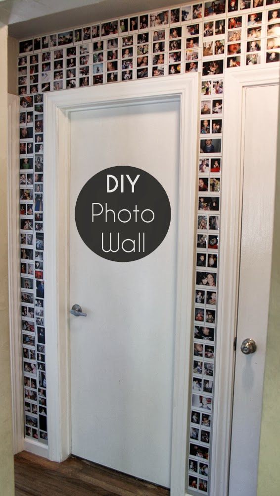 Diy una pared decorada con fotos somosdeco blog de Paredes decoradas con fotos