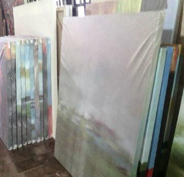 pengiriman lukisan