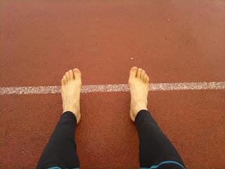 Barefoot Running 02