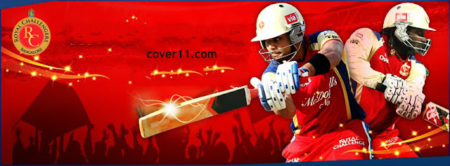 Royal Challengers Bangalore Facebook Cover Photos