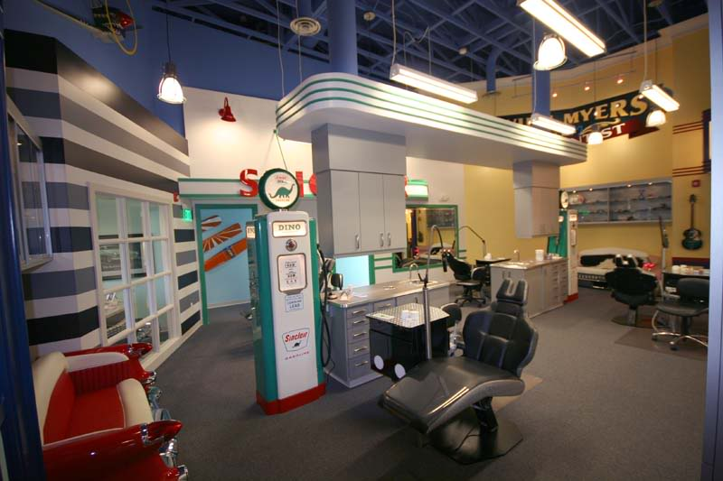 the coolest hot rod dentist orthodontist office you 39 re likely to see