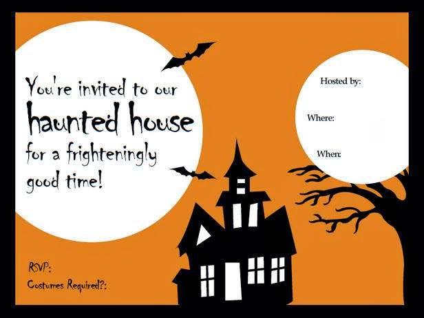 interior design  free printable halloween templates
