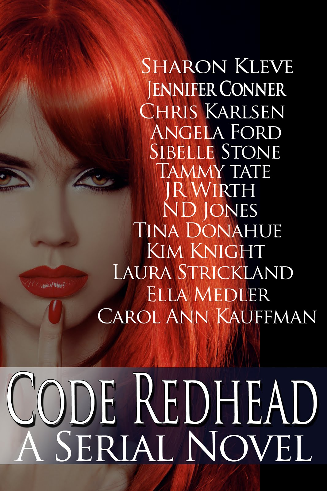 Code Redhead - A Serial Novel (Charity)