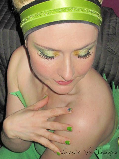 campanilla,verde,caracterización,diy