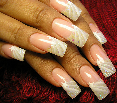 Beauty Best Nail Art: New Fashion Party Nail Designs