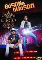 DVD Edson e Hudson - Faço Um Circo Por Você