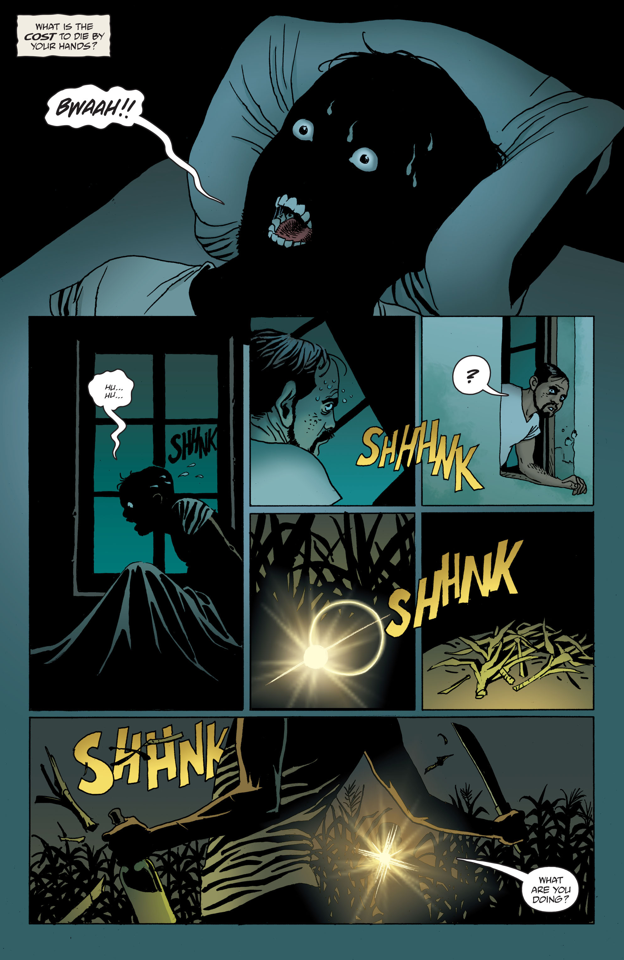 100 Bullets: Brother Lono Full Page 72