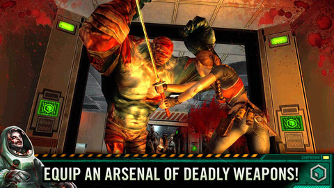 iOS Game] Contract Killer Zombies 2 v1.1.1