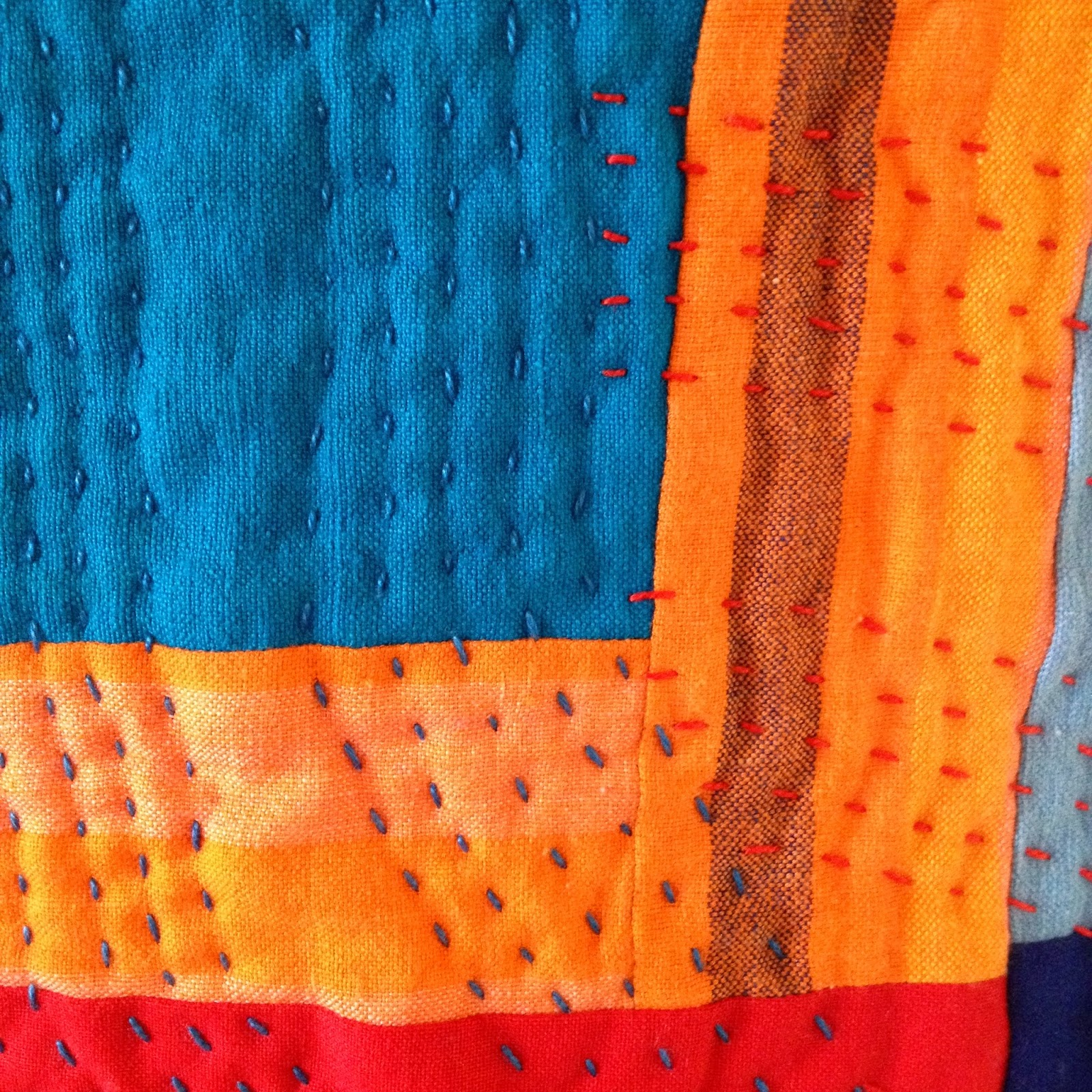 Modern Hand Quilting Patterns : When you love blue: I have a quilt juried into QuiltCon!