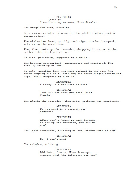 fifty shades film part 8 exclusive peek at what a fifty