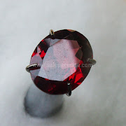 Batu Permata Red garnet - SP1016