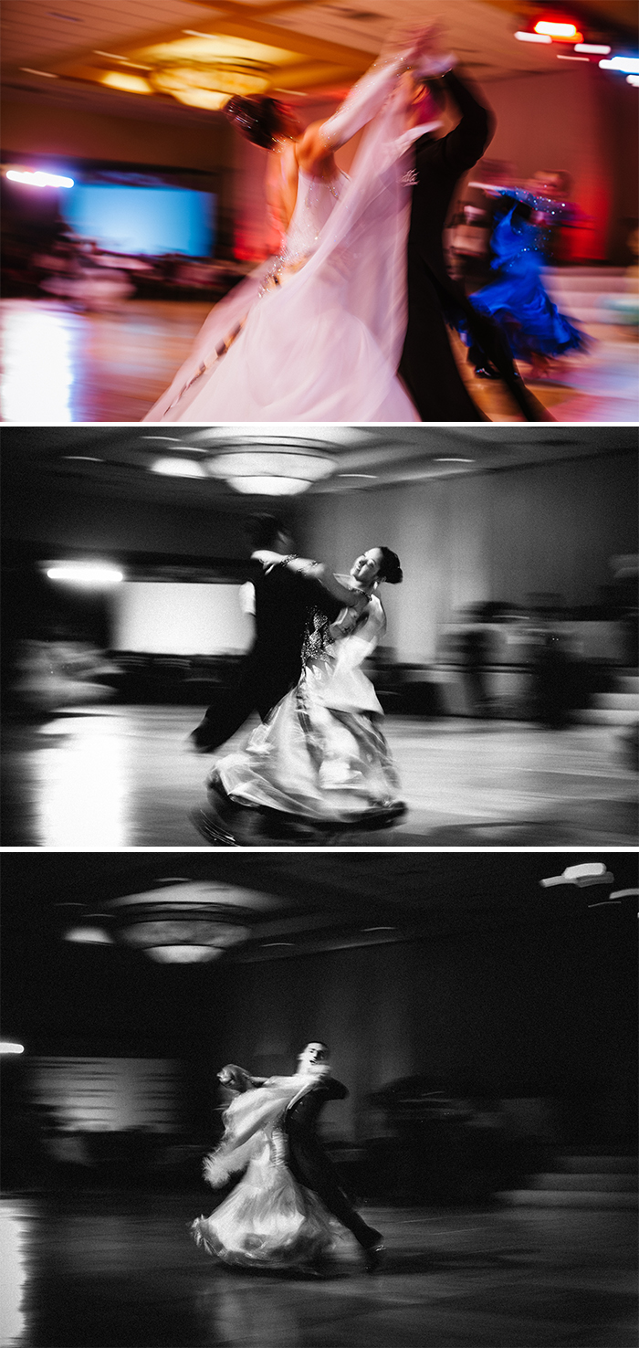 California star ball Viennese waltz