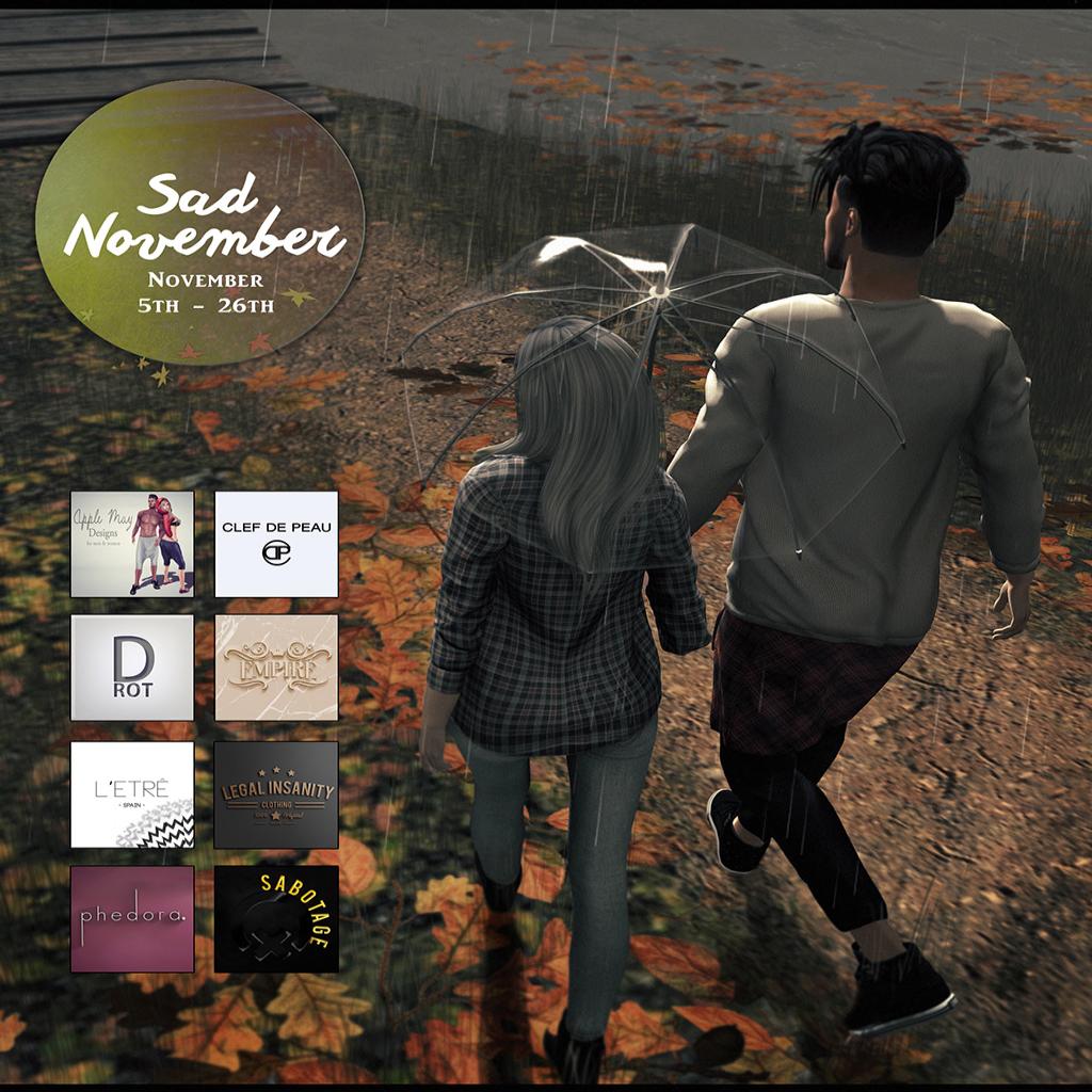 Sad November 3 (SN3)
