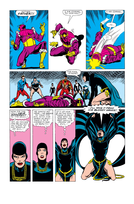 Captain America (1968) Issue #299 #227 - English 21