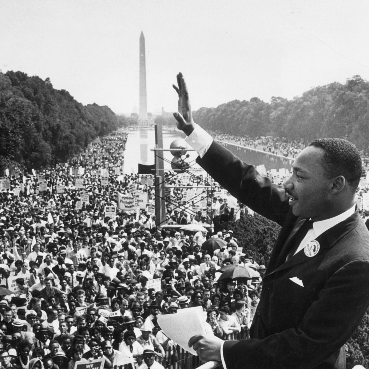 martin luther king s i have a Martin luther king, jr was a social activist and baptist minister who played a key role in the american civil rights movement from the mid-1950s until his assassination in 1968 king sought .