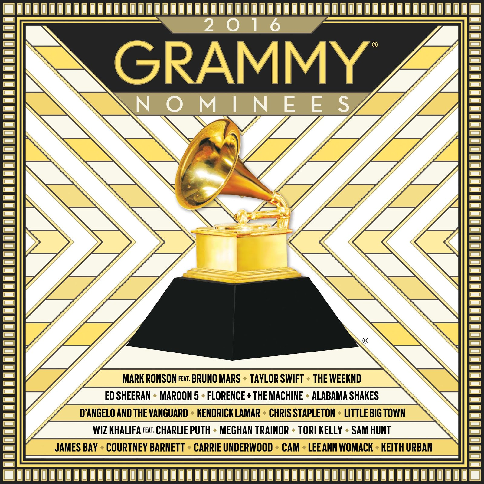Our Review of the 2016 GRAMMY® NOMINEES ALBUM