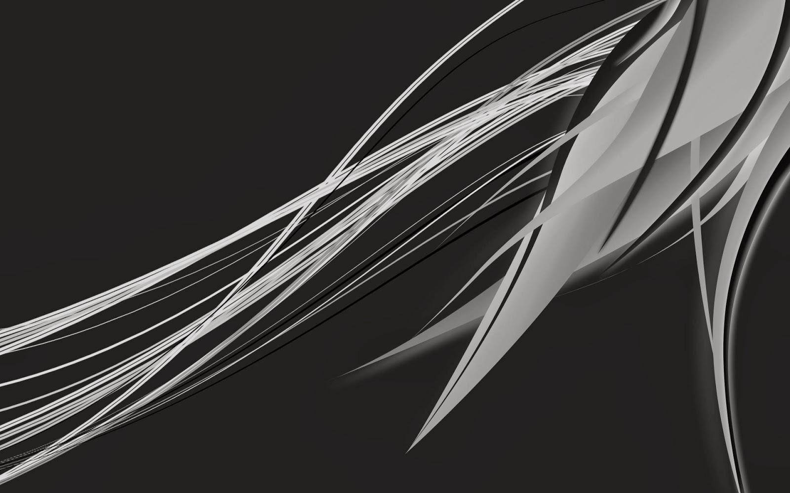 Fondos de pantalla abstractos negros for Imagenes de cuadros abstractos en blanco y negro