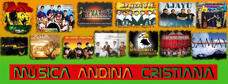 Música Andina Cristiana
