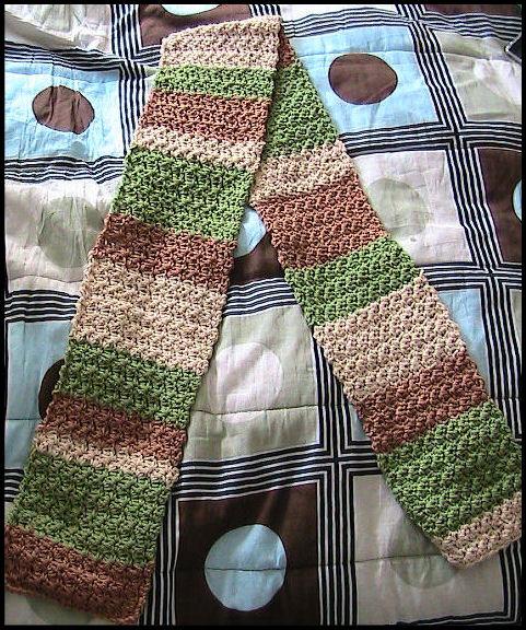 multiple yarns used
